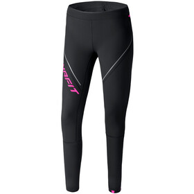 Dynafit Winter Hardloop Leggings Dames, black out